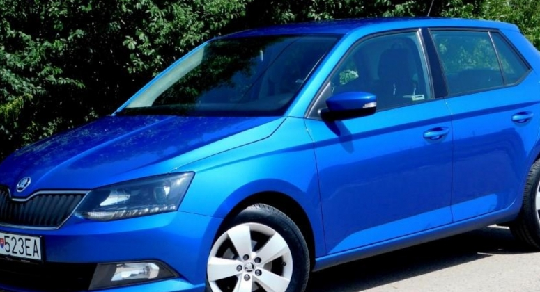 Škoda Fabia 1.0MPI 55kW Ambition PlusComfort