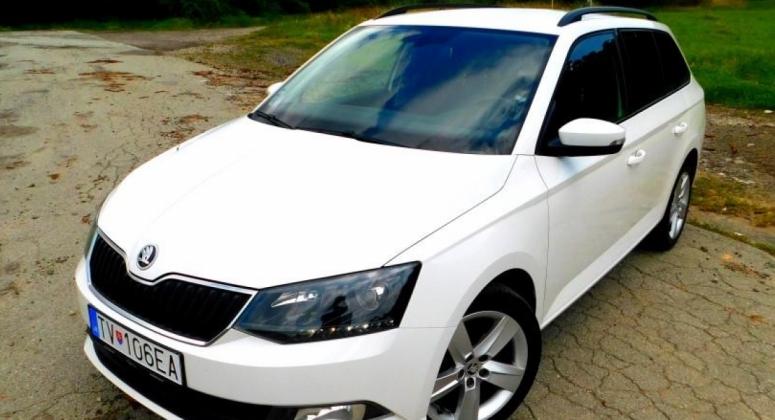 Škoda Fabia CombiIII 1.4TDI 66kW Style