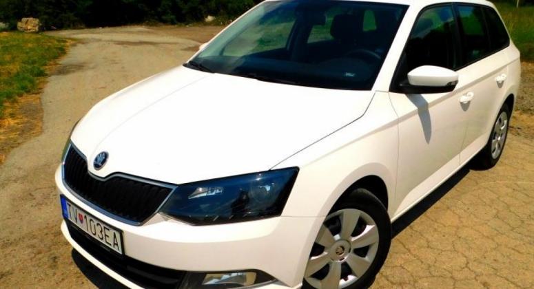 Škoda Fabia Combi III 1.2TSI 66kW Ambition