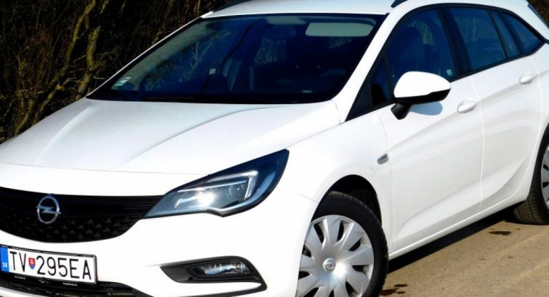 Opel Astra ST 1.6CDTI 81kW Selection