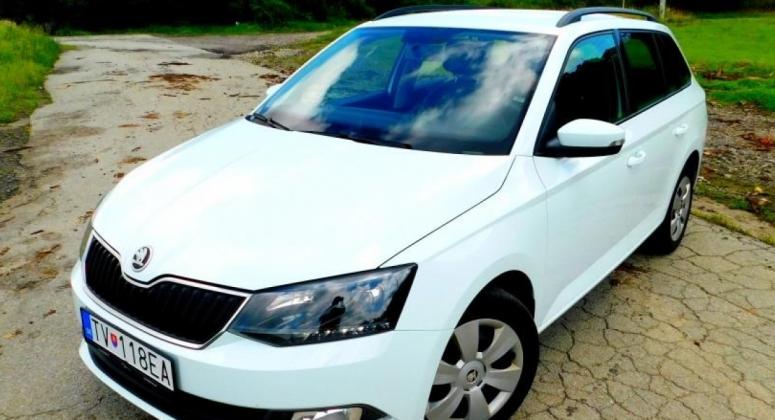 Škoda Fabia Combi III 1.2TSI 81kW Ambition