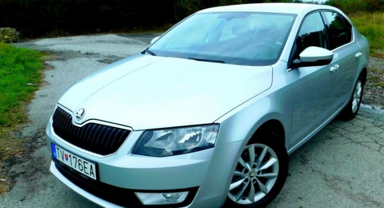 Škoda OCTAVIA 1.6TDi 77kW ELEGANCE