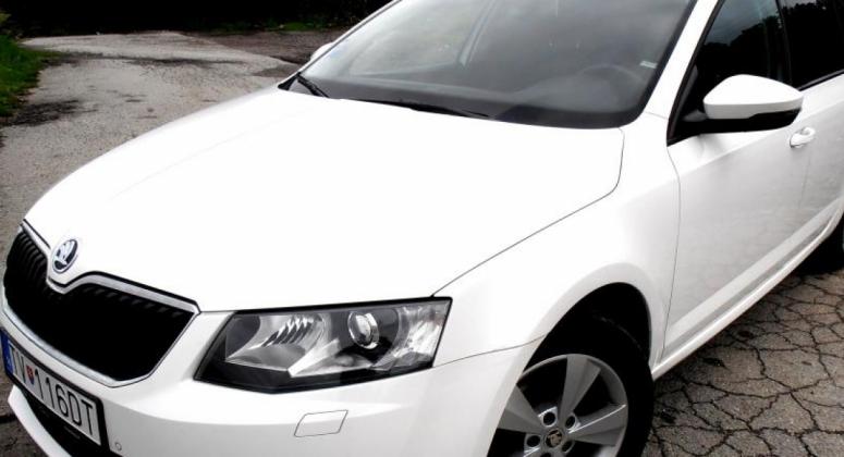 Škoda Octavia Combi III 1.6TDI 77kW ElegancePlus