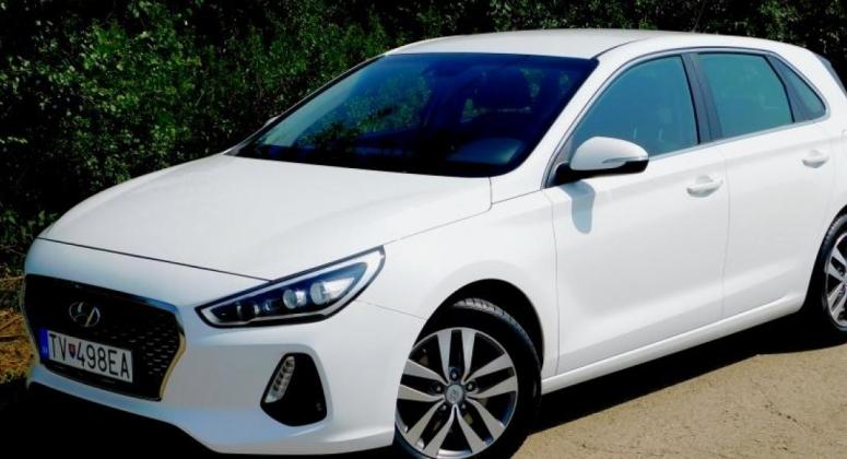 Hyundai i30 1.6CRDi 81kW Enter