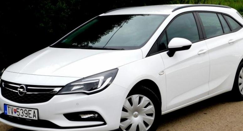 Opel Astra ST 1.6CDTI 81kW Enjoy (Navigácia)